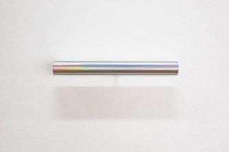Flyt; foliert stålstav 16mm x 14 cm